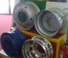 Tubeless Truck Wheel