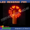 2012 summer giving products portable led mini fan