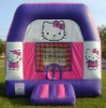 Bounce House with Cartoons B1115