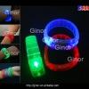 RGB led wristband bracelet