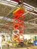 self-propelled hydraulic elevating platform scissor lift manual