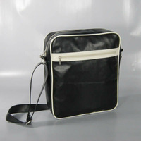 PU leather big Shoulder Messenger Bags for promotion