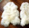 australia long wool sheepskin rug