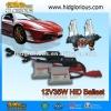 35w H4-2 slim HID kit