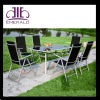 C5010T and T60140 outdoor dining set