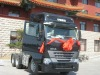 howo high quality 6*4 tractor truck