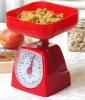KCA 5kg red Kitchen scales