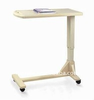10F-J07 ABS Table Top Over Bed Table Beige