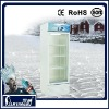 281L 348L 400L Horizontal wine cooler/refrigerator upright glass/coke can fridge/chillers