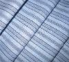 cotton bamboo fabric yarn dyed stripe