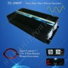 Sine Wave Solar Power Inverter 2000W 2KW DC 12V to AC 230V