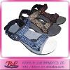 men's textiles fashion sport sandals