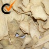 Air dried ginger flakes 1.8-2.2mm