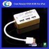 Golden 7 in1 Card Reader USB HUB Combo Camera Connection Kit for iPad 1/ iPad 2/ New iPad