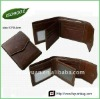 Men's Leather Wallet (ISO9001,REACH)