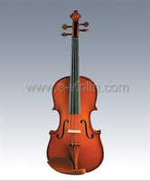 Student Violin,Carved solid spruce top,solid maple back & Side(VG104)