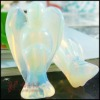 Yuxin YNA203 Man-made Opal Angel Carving Statue Semi-precious Gemstone Wholesale No MOQ Hot Selling