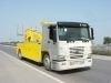 dongfeng one -drive-two flat tow truck
