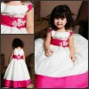 EP12307 Hotsales A-line Organza Flower Girl Dress For Wedding Kids Party Wear Dresses For Girls