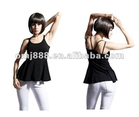 100%Cotton strap tank Tank top