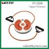 twist disc/electronic figure trimmer/digital twist board
