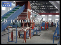 (PET Flakes)PET Bottles Recycling Production Line