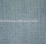 double slub denim fabric
