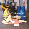 Chemical Spill Absorbent Boom