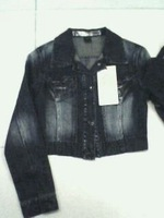 womens short cowboy jacket