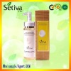 2012 High Quality 160ml Natural Silk White & Hydrating Face Cleanser