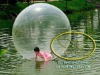 Walk on water ball MANUFACTURERS china