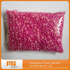 fashion half cut round plastic pearl bead for jewelry accessories