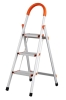 Double-Sided Access Aluminium Step ladder
