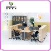 interior design office partition with CPU holder SP-006