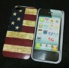 Retro UK Flag Case for iPhone 5