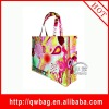2012 the new reusable pp laminated non-woven bag