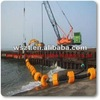 floats for dredger pipe