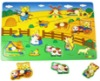 jigsaws puzzles educational wooden toy bear farm