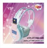 headphone player with mp3 player with FM function YSF-HP118
