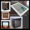 PVC frame glass door for cellarette
