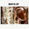 4019-3P Phosphor Bronze tube Silver-plated keys specialized Saxophone