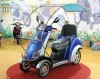 2012 New Mobility Scooter & Electric Tricycle, Brushless motor with electric brake