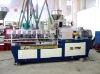 SHJ-35 twin screw granule machine for PVC/PP/PE