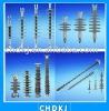 Composite insulators for transformer