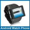 android 2.2 z1 smart android watch phone with GPS,Wifi,bluetooth ,camera Z1