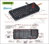 bluetooth wireless laser keyboard2.4G