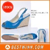 Lady' Wedge Espadrille shoes in stock