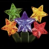 LED star christmas light / multi color