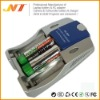 Rechargeable Battery charger AAA battery charger AA battery charger
