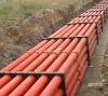Fiberglass Insulation Pipeline